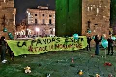 Striscione-Firenze