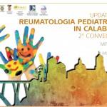 Locandina UPDATE in Reumatologia pediatrica Catanzaro 15-16 aprile (1)