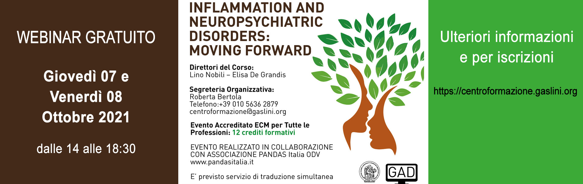 Inflammation and Neuropsychiatric Disorder: Moving forword